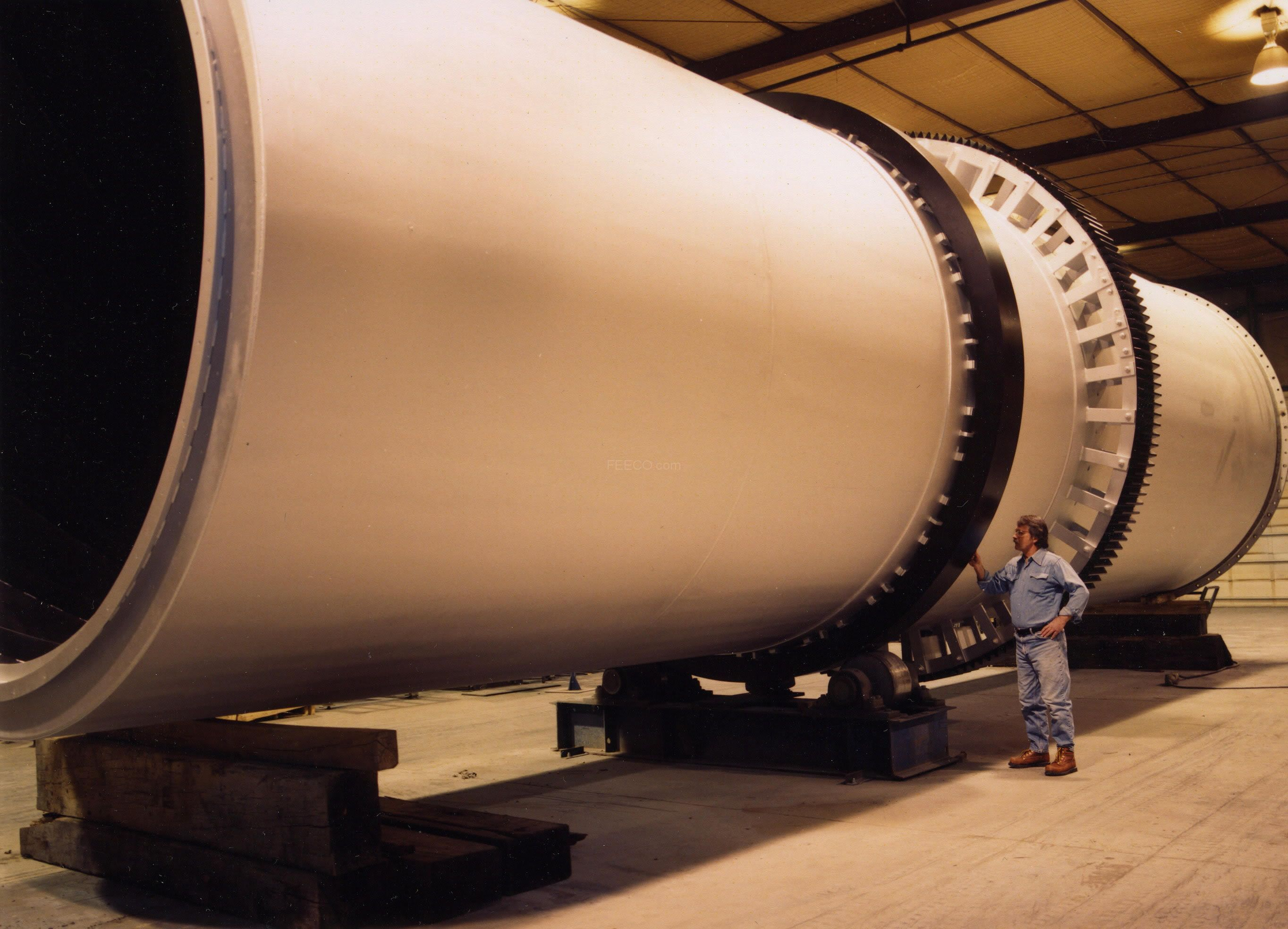 rotary kiln Ati environnement undertakes into sustainable development by proposing  installation with renewable energy to generate steam, hot water, thermal oil or.