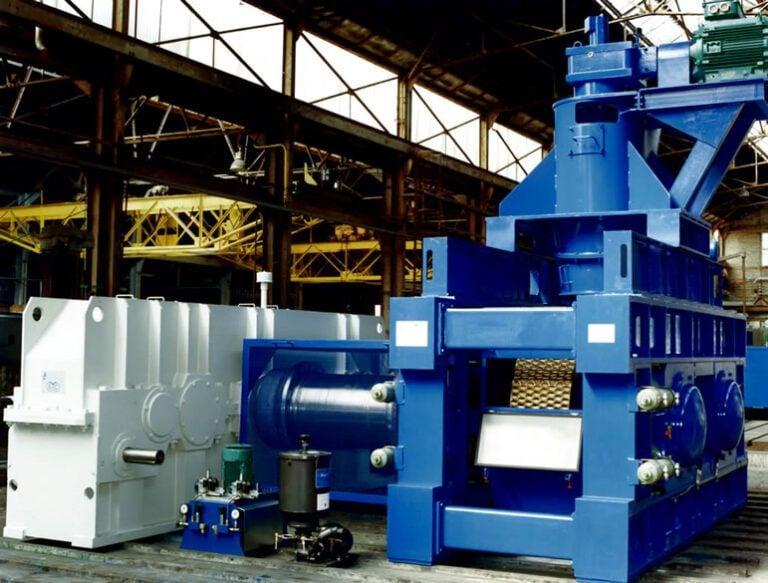 ammonium sulfate compactor