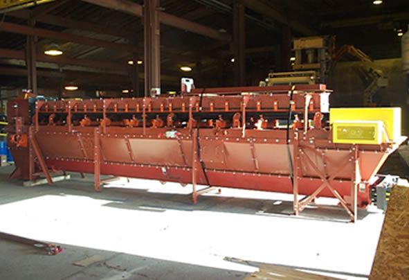 EAF Dust Belt Conveyor