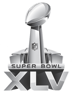 Super Bowl 2011 Official Logo
