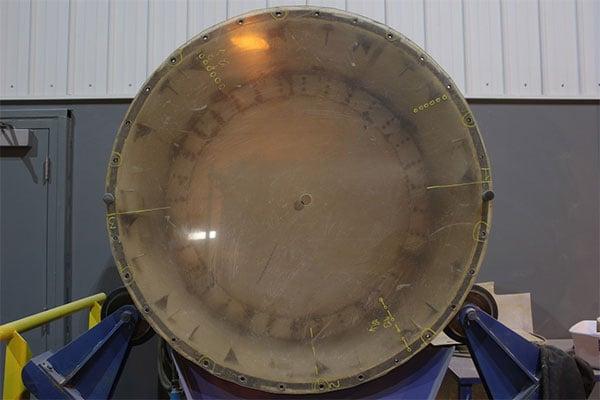 FEECO Rotary Dryer Flight Simulator