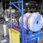 Feeco's Batch Rotary Kiln is helpful in Rotary Kiln Design Applications