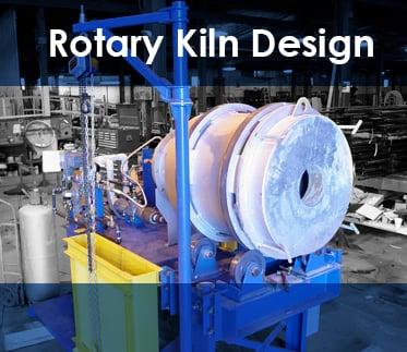 Rotary Kiln Design (FEECO Lab Batch Rotary Kiln)