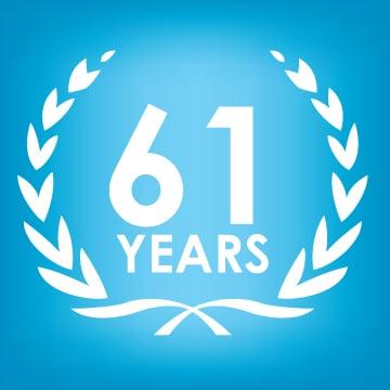 61 Year Anniversary