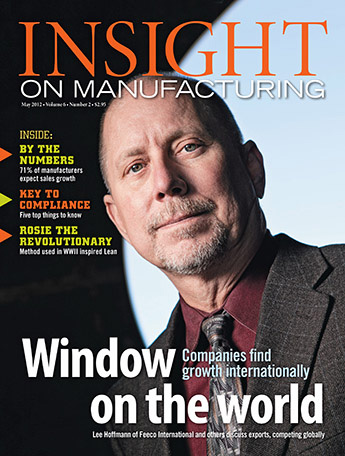 FEECO Featured in Insight on Manufacturing for Export Success