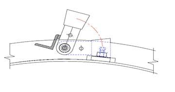 Rotary Dryer Knocking System - Hammer