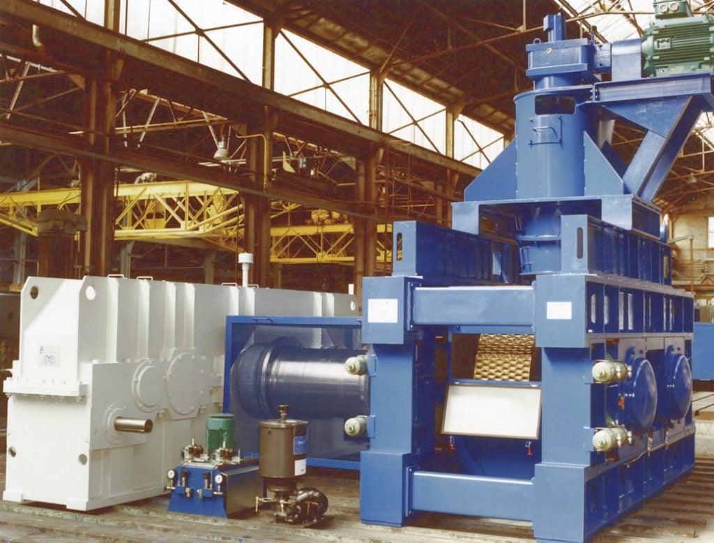ammonium sulfate granulation plant