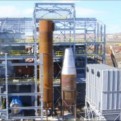 Calciner Resource Recovery System