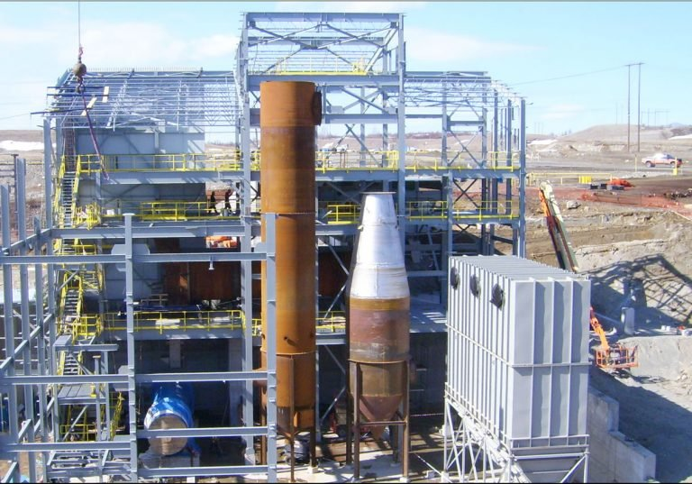 Calciner (Indirect Kiln) - Resource Recovery System