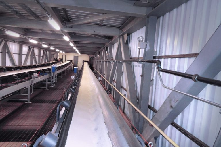 Frac Sand Conveyor System