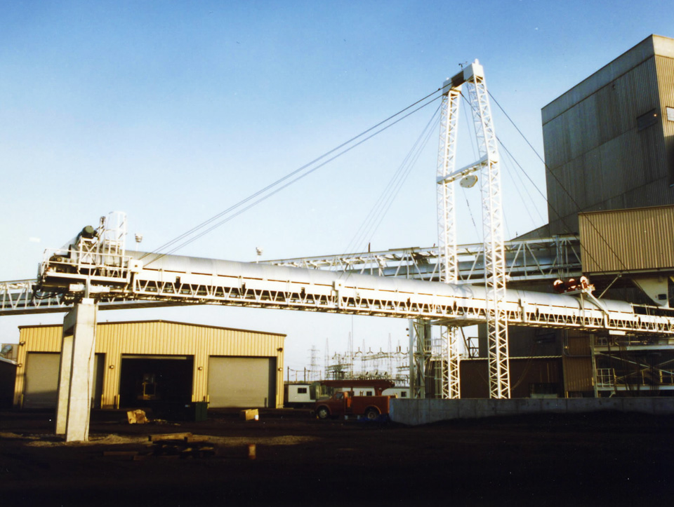 Stacking Conveyors