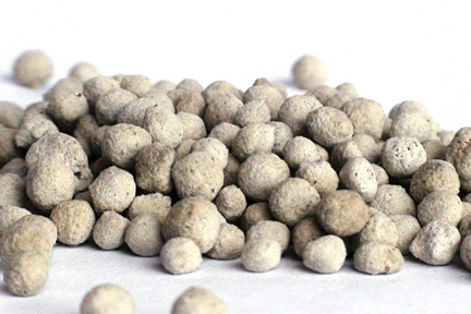 Dried Limestone Pellets