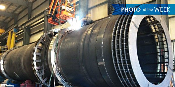 Rotary Dryer (Drier) Manufacturing