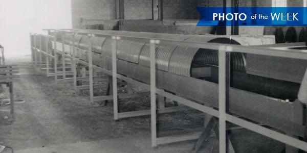 1961 Belt Conveyor
