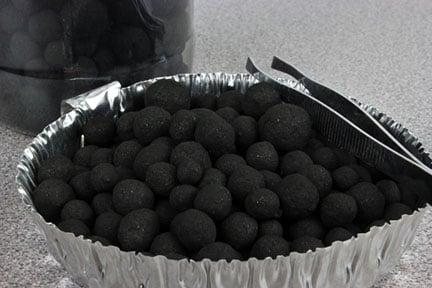 Coal Pellets