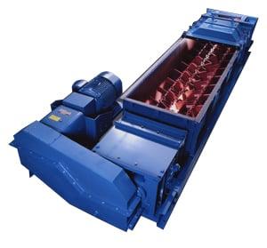 FEECO Paddle Mixer (Pug Mill, Pugmill Mixer)