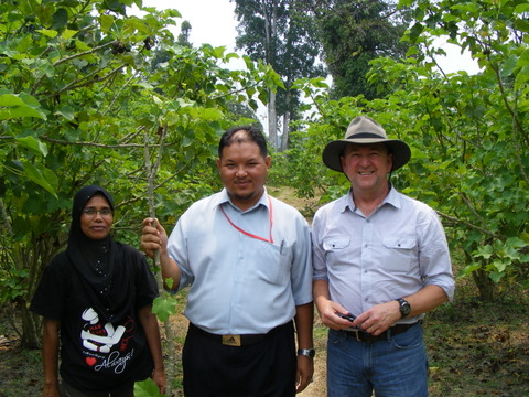 Barry Wilson's Waste Transformation Trip to Malaysia
