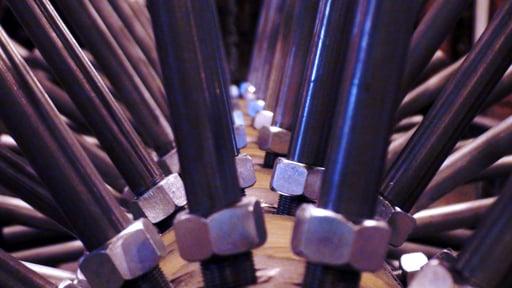 Pin Mixer Dedusting