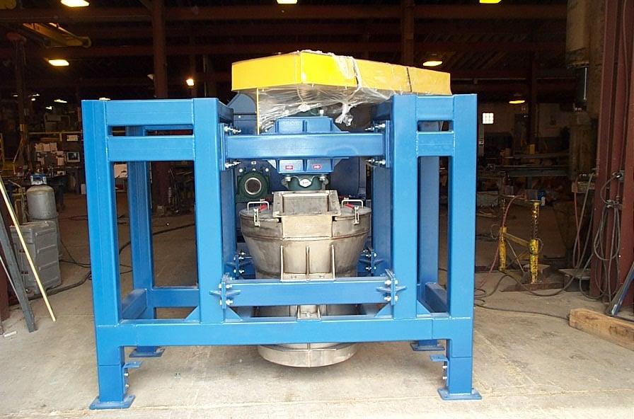 Animal Feeds Granulation Plant (highspeed mixer)