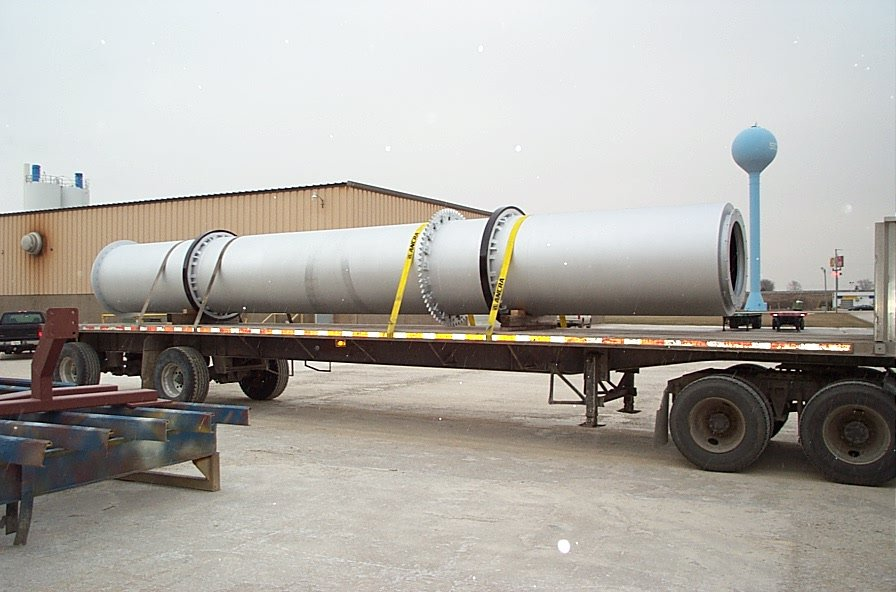 Gypsum Rotary Dryer