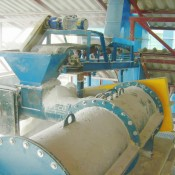Gypsum Pelletizing
