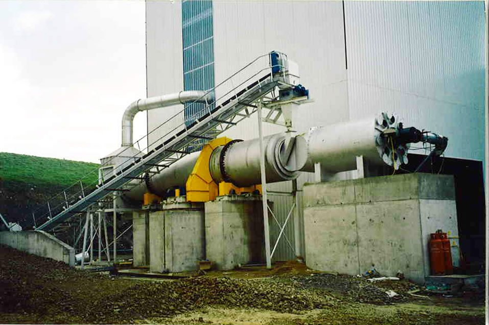 Disc Pelletizer (Pelletiser) for Limestone Fines