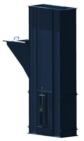 Bucket Elevator - Boot Section