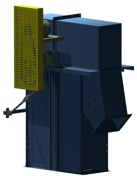 Bucket Elevator - Head Section