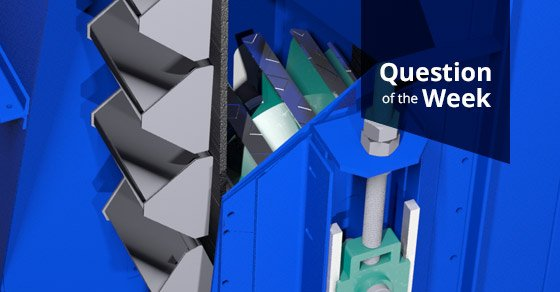 3D Model of a FEECO Bucket Elevator