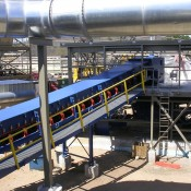 Woodchips / Biomass Material Handling System