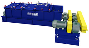 360° of FEECO Pug Mill / Paddle Mixer