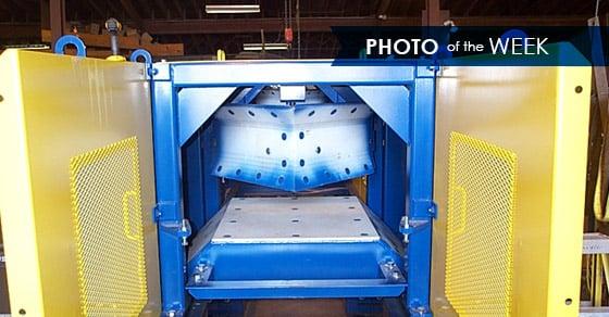 Belt Plow Under Fabrication