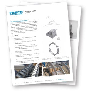 FEECO Knocking Systems Brochure