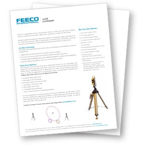 FEECO Laser Alignment Brochure