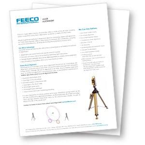 FEECO Laser Alignment Brochure