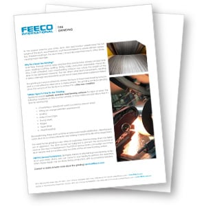 FEECO Tire (Tyre)Grinding Brochure