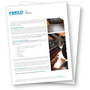 FEECO Tire Grinding Brochure