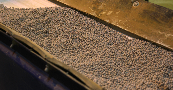 Material Handling Considerations in Agglomerate Processing