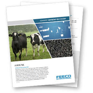 Download our Manure Nutrient Recovery Brochure