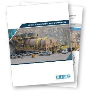 FEECO Mining Capabilities Brochure