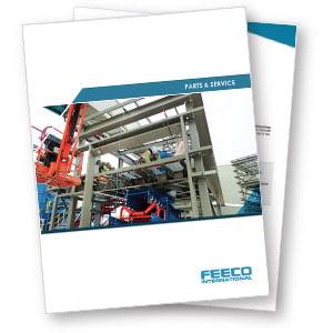 FEECO Parts & Service Brochure