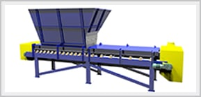 3D Image of a FEECO Belt Feeder