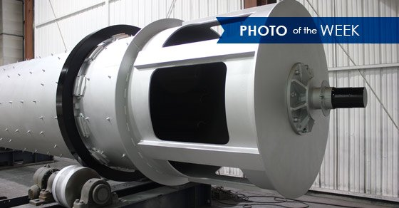 Direct-Drive-Rotary-Dryer