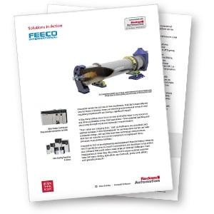Solutions in Action FEECO & Rockwell Brochure