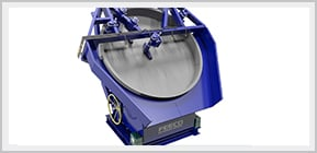 FEECO offers disc pelletizer (pelletiser, pan granulator) replacement parts