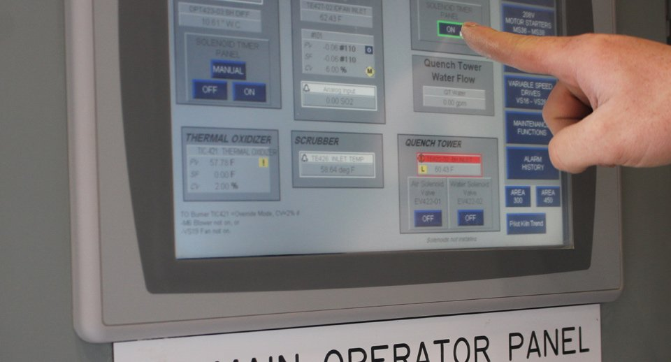 Equipment & System Automation Panel