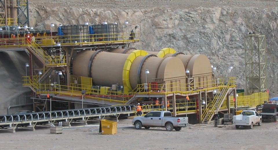 FEECO Mining Capabilities