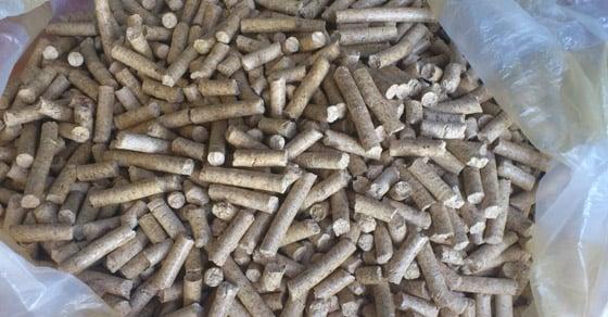 Wood Biomass Pellets