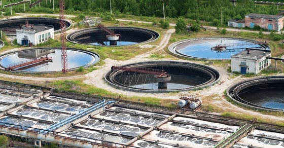 Activated Carbon for Water Treatment Facilities