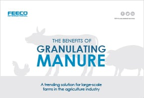 The Benefits of Granulating Manure
